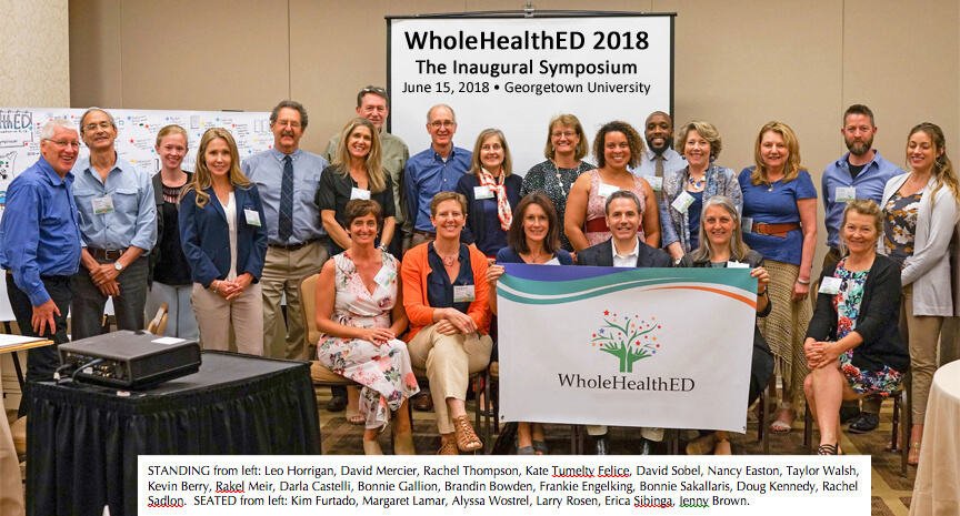 2018 Participants